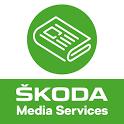ŠKODA Media Services icon
