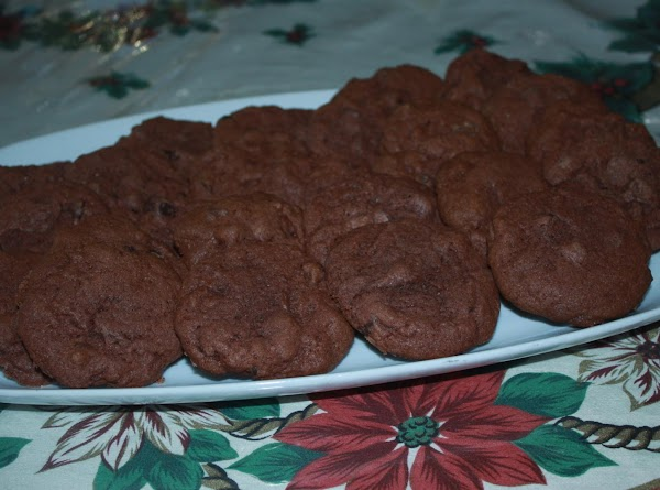 Melt In Your Mouth Double Chocolate Chip Cookies Recipe