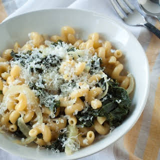 One-Pot Kale and Fennel Pasta.