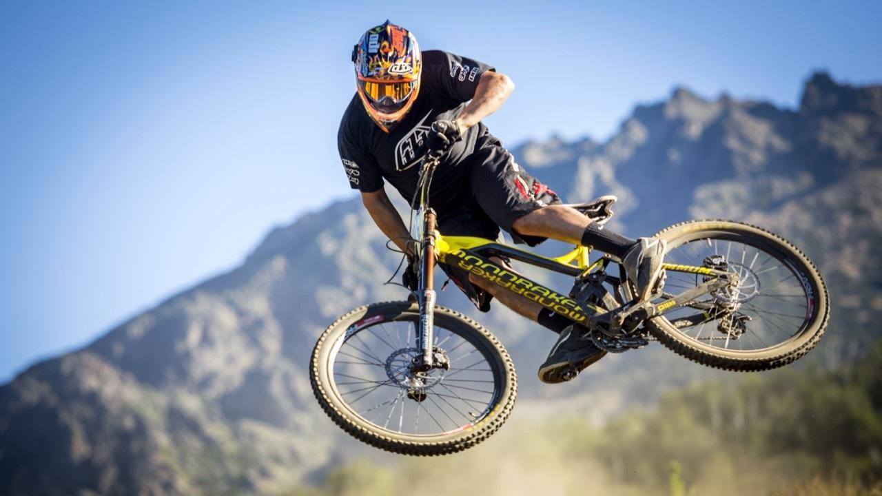 wallpaper bike sport downhill - photo #15