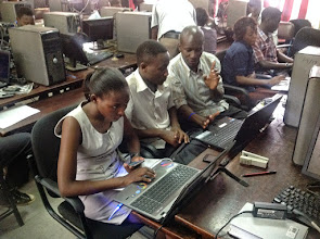 Photo: When the coding gets tough, the coders get tougher