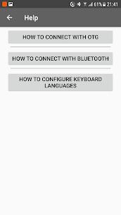 Hardware Keyboard check 5