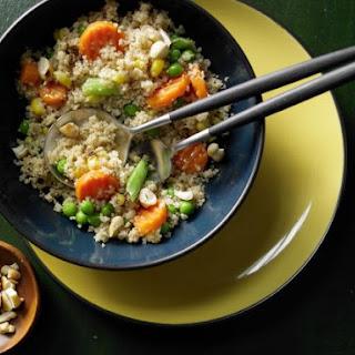 Vegetable Couscous.