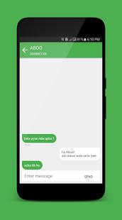 Free SMS -to Pakistan - náhled
