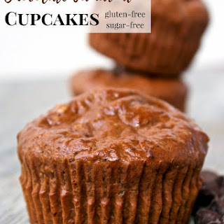 Chocolate Tamarind Cupcakes.