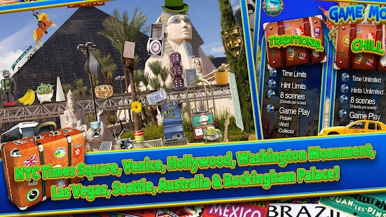 Hidden Object World Travel Spy- screenshot thumbnail