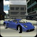 Racing Car Drive Simulator 3D icon