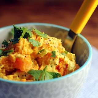 Hawaiian Sweet Potato Salad