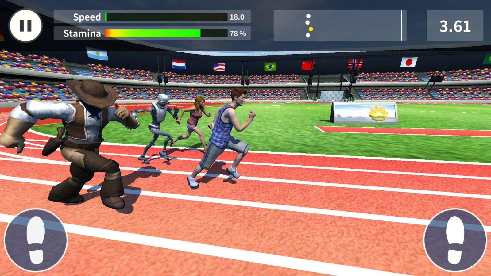 Sprint 100 multiplay supported- screenshot