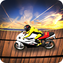 Well of Death Bike 3D icon