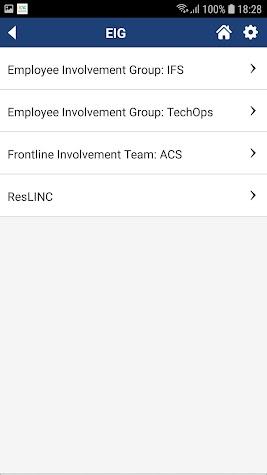 Delta Events Screenshot