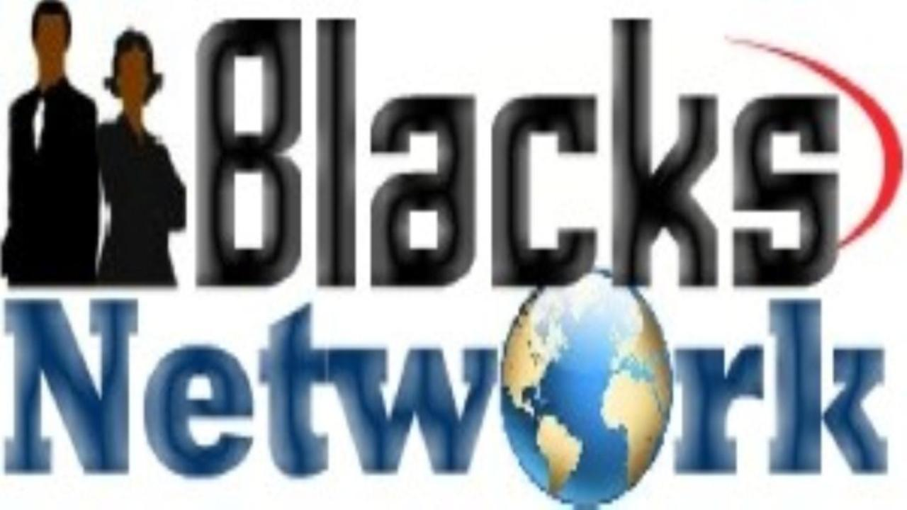 Blacks Network- screenshot
