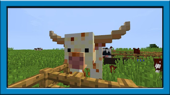 animal mods for minecraft pe apps no google play
