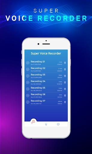 Download Super Voice Recorder Audio Recorder 2020 Free For Android Super Voice Recorder Audio Recorder 2020 Apk Download Steprimo Com