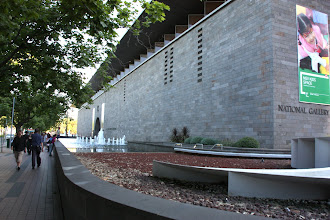 Photo: Year 2 Day 139 - National Gallery in Melbourne