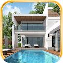 Hidden Objects Modern Homes icon