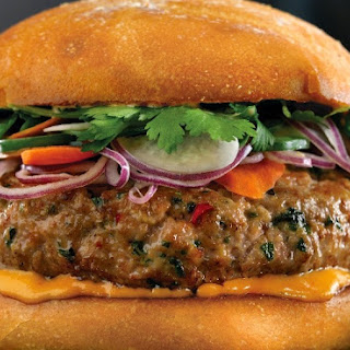 Pork Hamburger Recipe #BurgerWorld