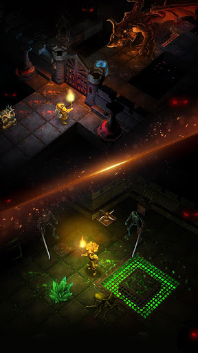 Ever Dungeon : Dark Survivor - Roguelike RPG modavailable screenshots 11