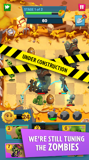 Plants vs. Zombiesu2122 3 Pre-Alpha 10.0.123584 screenshots 1