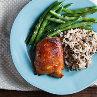 Healthy Baked Chicken Thighs Recipes.