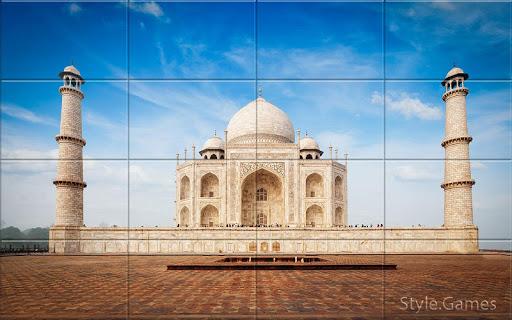 Asia Puzzle  screenshots 5