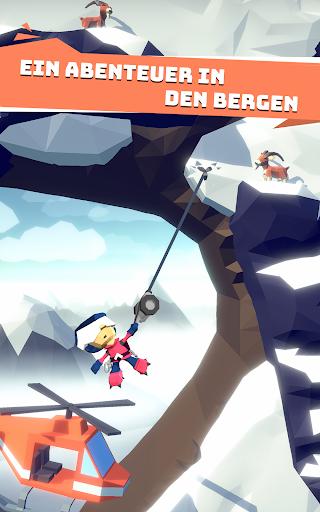 Hang Line: Mountain Climber screenshot 2
