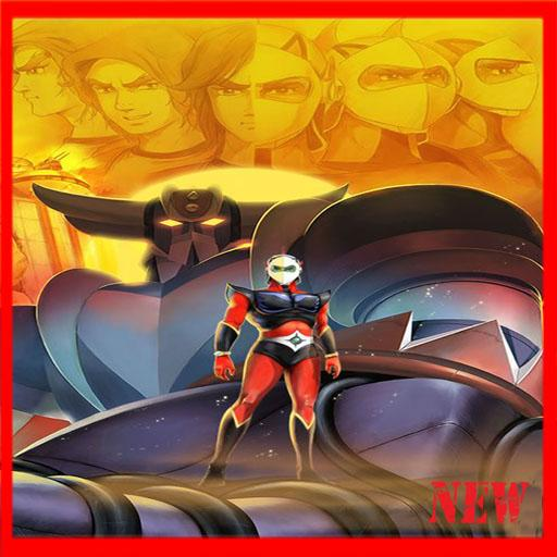 Robot Goldorak Grendizer HD Wallpapers