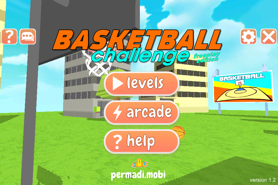 Basketball Master Challenge- screenshot