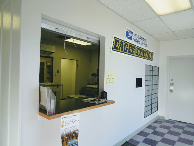 USU Eastern post office/CPU