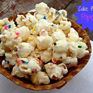 Sweet & Yummy Cake Batter Popcorn Treats i