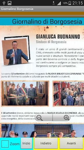 #GB Giornalino - Borgosesia 2.10.77.1 screenshots 3