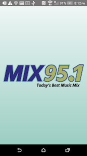 Mix 95.1- screenshot thumbnail
