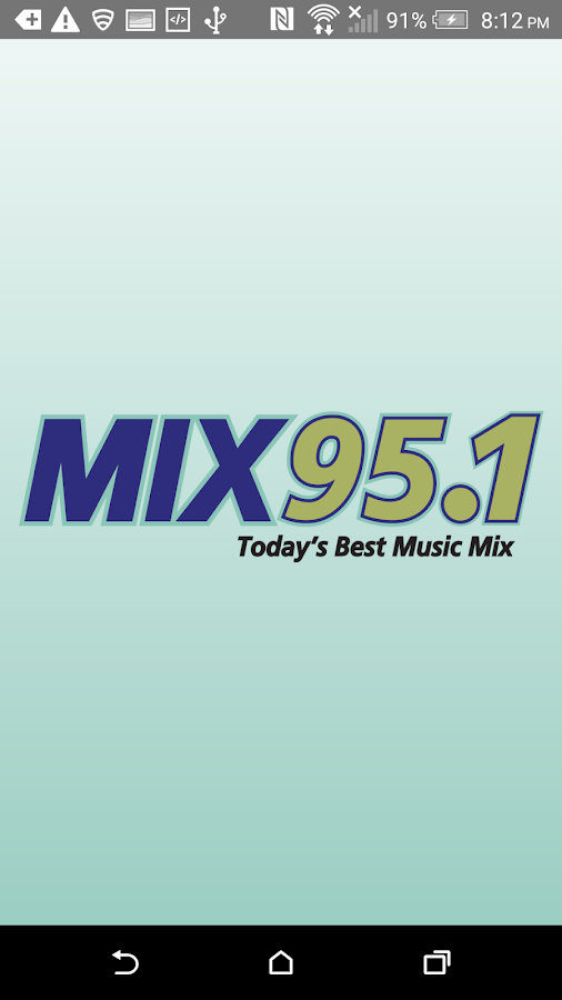 Mix 95.1- screenshot