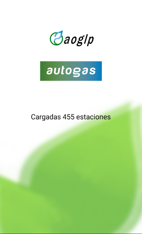 AUTOGAS GLP Spain 2.0- screenshot