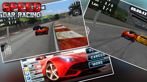 Need For Racing: 3D Speed Car