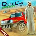 Dubai Car Desert Drift Racing Pro icon
