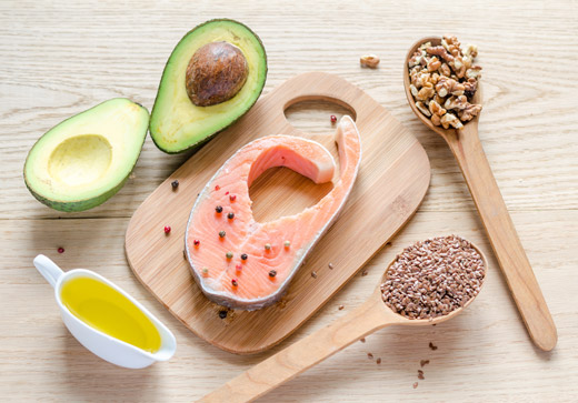 Good Fats For Successful Aging