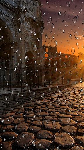City Rain Live Wallpaper screenshot 1 City Rain Live Wallpaper screenshot 2 ...