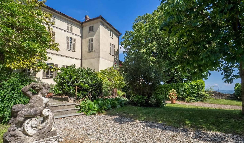 Villa avec jardin et terrasse Rosignano Monferrato