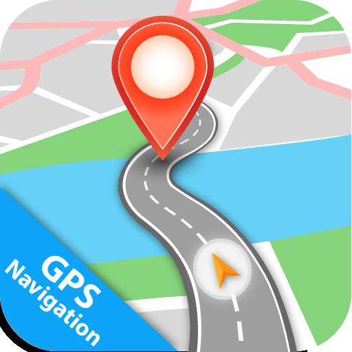 Direções de mapas e navegação GPS