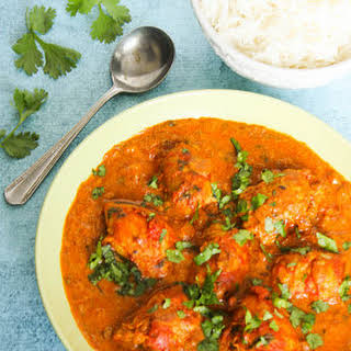 North Indian Chicken Curry.