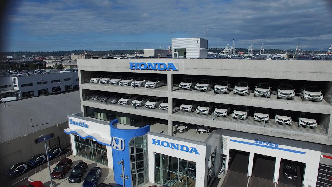 Honda Of Seattle >> Honda Parts Honda Of Seattle Auto Parts Store In Seattle