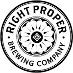 Logo of Right Proper Raised By Wolves