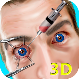 Crazy Eye Surgery Simulator 3D for PC and MAC