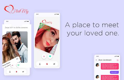 Download FlirtMy Heart - Flirt, meetings and Dating For PC Windows and Mac apk screenshot 1
