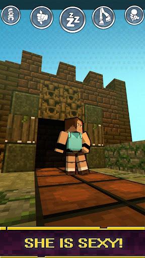 Secret agent game Raider Lara (spy games catacomb) 1 screenshots 3