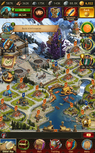 Vikings: War of Clans screenshot 21