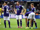 Peter Zulj a évoqué un départ d'Anderlecht