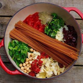 Loaded One Pot Pasta