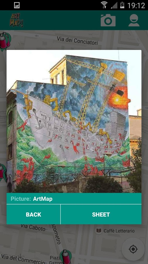 Art map social street art map android apps on google play art map social street art map screenshot gumiabroncs Image collections